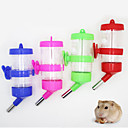 Buy Rodents Bowls & Water Bottles Hamster Waterer 80ml Plastic Green Blue Pink Yellow