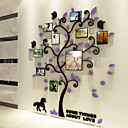 Buy Botanical Wall Stickers 3D Decorative Stickers,Vinyl Material Home Decoration Decal