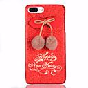 Buy DIY Cherry Back Cover Case Glitter Shine Hard PC Apple iPhone 7 Plus 6s 6