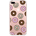 Buy Apple iPhone 7 Plus 6S 6 Case Cover Donuts Pattern Painted High Penetration TPU Material Soft Phone
