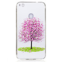 Buy Huawei P8 Lite(2017) P10 Case Cover Tree Pattern Luminous TPU Material IMD Process Soft Phone Lite P9
