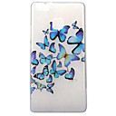 Buy Huawei P10 P9 Lite Case Cover Butterfly Pattern High Transparent TPU Material IMD Craft Mobile Phone P8 2017