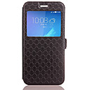 Buy Case Huawei Honor 5C 6X Cover Card Holder Stand Flip Embossed Full Body Geometric Pattern Hard PU Leather Y6 / 4A