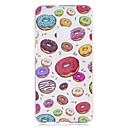 Buy Case Huawei P10 Lite Cover Donuts Pattern Painted High Penetration TPU Material IMD Process Soft Phone Honor 8