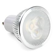 3w gu10 llevó el proyector mr16 3 el poder más elevado llevó 300-350 lm blanco natural dimmable ac 220-240 v
