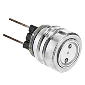 G4 1W 15-25LM 파란 빛 반점 전구 (12V)를 LED