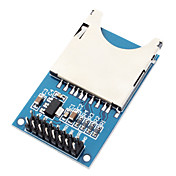 SD 카드 읽기 쓰기 저장 보드 모듈 (SDIO 및 SPI를 지원합니다)