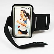 삼성 갤럭시 폰에 대한 수직 보편적 인 스포츠 조깅 5 인치 완장 케이스 커버 파우치