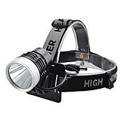 조명 LED손전등 / 헤드램프 LED 1000 루멘 4.0 모드 Cree XM-L T6 18650 캠핑/등산/동굴탐험 / 일상용 / 사이클링 / 사냥 알루미늄 합금