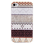 Clothes Style Back Case for iPhone 4/4S