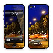 """다 코드 ™ iPhone 4/4S를위한 피부 : """"샹젤리제 교통""""(시 시리즈)"""