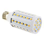 10W E26/E27 LED 콘 조명 T 60 SMD 5050 1000 lm 차가운 화이트 AC 85-265 V