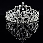 여성 합금 투구-웨딩 특별한날 왕관