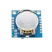I2C RTC DS1307 Moduł zegara czasu rzeczywistego dla (na Arduino) (1 x lir2032)