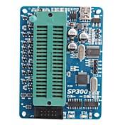 Programador para microcontroladores y memorias