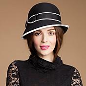 Mujer Niña de flor Lana Celada-Ocasión especial Casual Al Aire Libre Sombreros