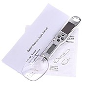 0,1 g-300g Electronic Digital Spoon Scale Kitchen Scale Veiing Scales