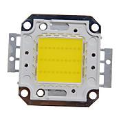 zdm ™ bricolaje 30w de alta potencia 2500-3500lm luz blanca natural de módulo LED integrado (32-35v)