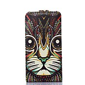 Cheetah Cubs Pattern PU Leather with Card Slot for Nokia Lumia 630