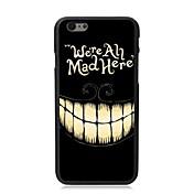 용 아이폰6케이스 / 아이폰6플러스 케이스 패턴 케이스 뒷면 커버 케이스 카툰 하드 PC iPhone 6s Plus/6 Plus / iPhone 6s/6