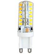Ywxlight® 3w g9 led luces de maíz 53mm * 16mm t48 smd2835 300 lm blanco cálido ac 100-240 v
