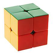 Qiyi® 부드러운 속도 큐브 2*2*2 속도 매직 큐브 ABS