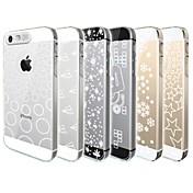 용 아이폰6케이스 / 아이폰6플러스 케이스 투명 / 패턴 케이스 뒷면 커버 케이스 카툰 소프트 PC iPhone 6s Plus/6 Plus / iPhone 6s/6