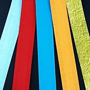 5PCS 2.5CM X 51cm 짧은 슬림 한 모양의 꽃 꽃잎 quilling 종이 크리 에이 티브 DIY 종이 압연 설정
