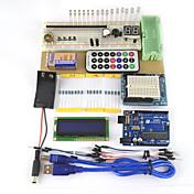 Kit de desarrollo para Arduino UNO R3