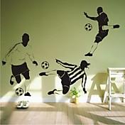 벽 스티커 벽 데칼, 현대 축구의 PVC 벽 스티커