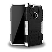 용 아이폰6케이스 / 아이폰6플러스 케이스 충격방지 / 스탠드 케이스 뒷면 커버 케이스 갑옷 하드 PC iPhone 6s Plus/6 Plus / iPhone 6s/6