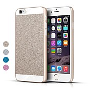 BIG D Metal Flash Powder Pattern Back Cover for iPhone 5/5S