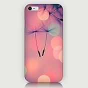 용 아이폰6케이스 아이폰6플러스 케이스 케이스 커버 패턴 뒷면 커버 케이스 민들레 하드 PC 용 iPhone 6s Plus iPhone 6 Plus iPhone 6s 아이폰 6