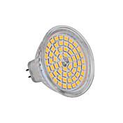 ywxlight® gu5.3 (mr16) 5w 60x2835smd 350-400lm 웜 / 시원한 흰색 조명 dc 12v