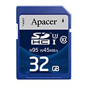 Apacer 33GB SD 카드 메모리 카드 UHS-I U3 CLASS10
