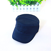 Hombre Sombrero Militar Casual - Todas las Temporadas - Algodón