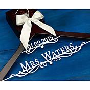 신부 신부들러리 플라워 걸 커플 나무 Aluminum Alloy 창의적인 선물 결혼식