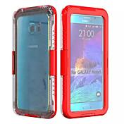 Para Samsung Galaxy Note Transparente Funda Cuerpo Entero Funda Armadura Policarbonato Samsung Note 5