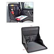 자동 무티-fuctional 의자 다시 휴대용 자동차 뒷좌석 노트북 트레이 테이블 자동차 접이식 테이블 팩