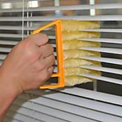 cepillo de limpieza sombra obturador creativo puede deshacer y lavar