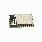 esp-12e modulo transceiver esp8266 seriale wi-fi senza fili per arduino / RPI antenna incorporata