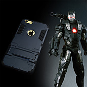 Para iPhone 8 iPhone 8 Plus iPhone 7 iPhone 7 Plus iPhone 6 iPhone 6 Plus Funda iPhone 5 Carcasa Funda Antigolpes con Soporte Cubierta