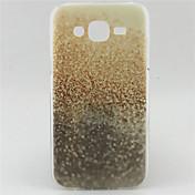 Para Funda Samsung Galaxy Diseños Funda Cubierta Trasera Funda Gradiente de Color TPU Samsung J5