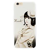 hush caso de vuelta de diamante para iPhone6 / 6s