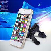 휴대폰 홀더 스탠드 마운트 차 공기 구멍 마그네틱 플라스틱 for 모바일폰