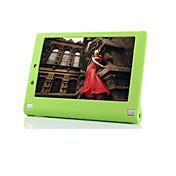 """레노버 요가 태블릿 용 실리콘 고무 젤 스킨 케이스 커버 2-1050f 10.1 """"태블릿 (모듬 색상)"""