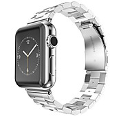 Stainless Steel Strap For Apple Watch with connector adapter