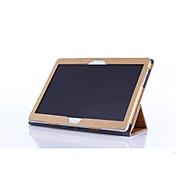 """화웨이 MediaPad의 m2-10 m2-a10l m2 10 """"태블릿 PC 스틸 실크 패턴 PU 가죽 케이스 뒷면 스킨 커버"""