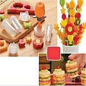 Cortadores de Fruta y Vegetales ABS,