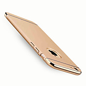 Para iPhone X iPhone 8 iPhone 8 Plus iPhone 7 iPhone 7 Plus iPhone 6 iPhone 6 Plus Funda iPhone 5 Carcasa Funda Cromado Cubierta Trasera